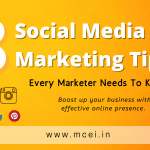 best social media marketing course | MCEI |